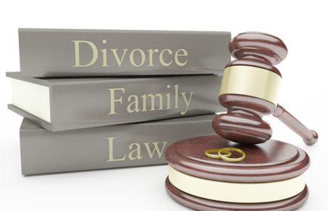 离婚及家庭法