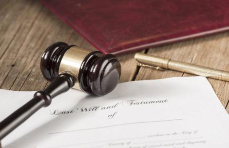 遗嘱,遗嘱认证及遗产管理委任
