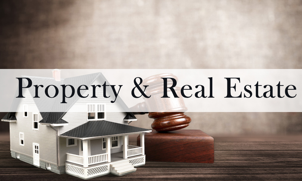 Property & Real Estate Law