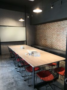 Our Conference Room which can fit up to 25 pax
